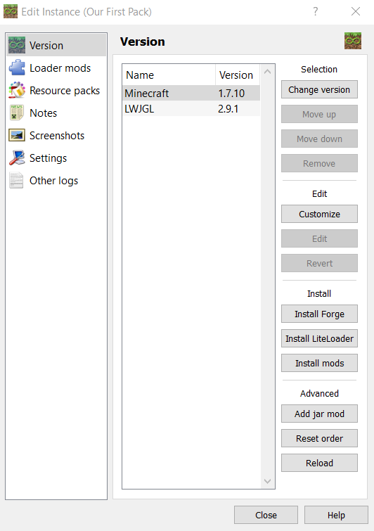 Making A ModPack (Part 1) | Kehaan's Blog